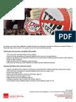 Briefing de plénière - février 2017