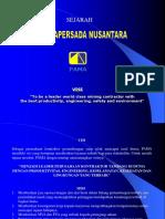 Sejarah PT PAMA ( PM - DPM ).ppt