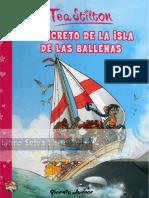 Tea Stilton - Comic 01 - El Secreto de La Isla de Las Ballenas