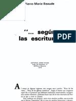 Beaude, P. M., …Segun las escrituras.pdf