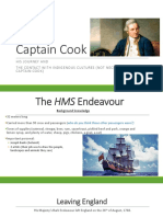 captain cook year 3 4 info