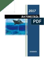 Batimetria Topo