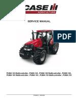 Manual de Reparatie Puma 165 180 195 210