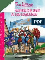 Tea Stilton - Comic 02 - La Revanchal Club Las Lagartijas
