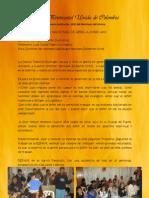 informe_misionero_PASTO, NARIÑO Abril_a_Junio 2010