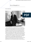 Paris Review - Robert Caro, The Art of Biography No. 5