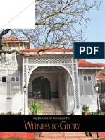 Raj Bhavan Coffee Table Book - English Edition