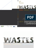 WASTES 2011 BookofProceedings