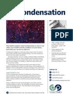 131653 a4 Condensation Leaflet