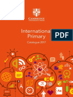 International Primary Catalogue 2017