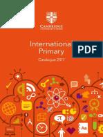 International Primary Catalogue 2017