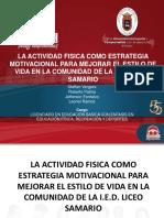 Ponencia Práctica Profesional -Universidad de Pamplona
