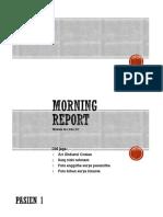 Morning Repot 9-10 April 2017
