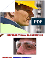 Inspeção Visual de Superfície