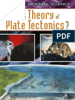What is the Theory of Plate Tectonics