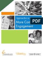 Measuring More Community Engagement