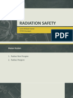 2. Radiation Safety