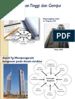 Struktur Dan Pengaruh Gempa