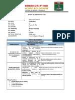 SESION 01 - 2° ART - II UNI - FBC