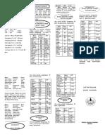 Leaflet Daftar Penukar