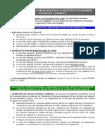 Liste Des Pièces Étudiants v2017-2018
