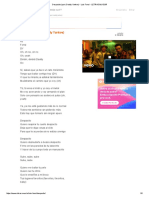 Despacito (Part. Daddy Yankee) - Luis Fonsi - LETRAS.mus