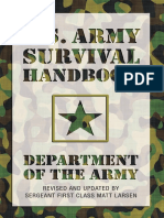 U.S. Army Survival Handbook%2C Revised