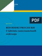 Reformski procesi BiH u labirintu (samo)nametnutih očekivanja