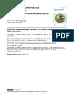 Cornils_2014_Bird Population Density and Habitat Preferences
