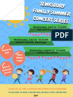 Family Summer Concerts