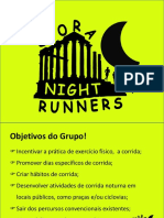 Évora Night Runners