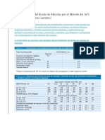 Criterio general del diseño de Mezclas por el Método del ACI.docx