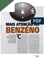 Benzeno Frentistas - CIPA 04-2017
