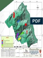 Mapa Areas Desastre