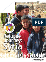 Refugee Journey - Syria
