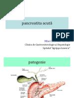 Pancreatita acuta 2017