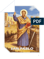 Aquel Pablo de Tarso