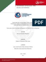 Chumbe Panduro Arturo Contratos Exclusividad
