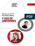Manual Imagen Personal Uniformes
