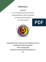 PROPOSAL MINING TOUR ANGKATAN UNTUK PERUSAHAAN PT ADARO INDONESIA.doc