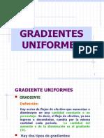 Gradientes Uniformes 2