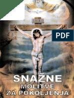 Anda Lucija Jovic - Snazne Molitve Za Pokoljenja