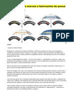 """A """"Série B"""" Das Marcas e Fabricantes de Pneus"""