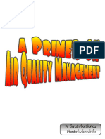 Primer on Air Quality Management