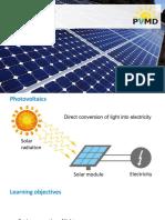 PV1x 2017 1.2 the Sun Radiation Part1-Slides