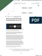 Renovar Los Días Del Periodo de Prueba Windows Server 2012
