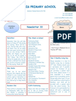 Newsletter 033