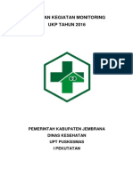 Cover Laporan Monitoring Ukp