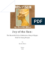 Savitri Devi - Joy of the Sun (1942)