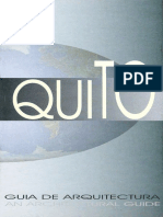 Guia de Arquitectura de Quito - Junta de Andalucía